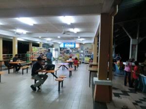 Bahnhof von Kota Bahru
