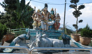 Hindutempel auf dem Penang Hill