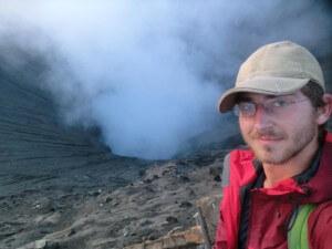 Mein erster Vulkan