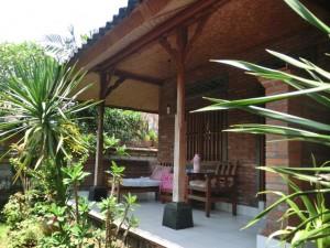 Bungalow in Ubud