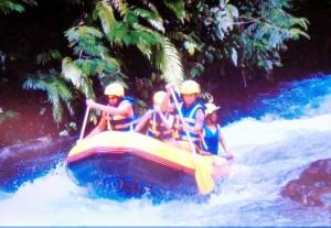 Rafting auf Bali
