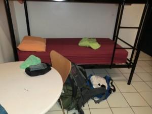 Bett in Cairns