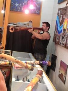 Didgeridoolehrer