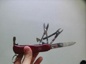 Mein Messer