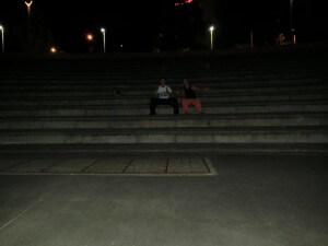 Dimi und ich
