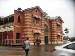 Gefängnis in Brisbane