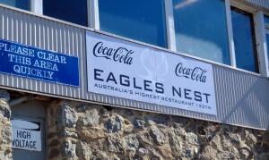 Eagles Nest - Das höchste Restaurant Australiens