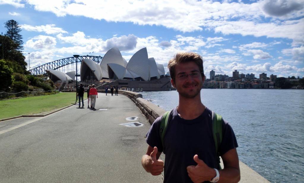 Opernhaus von Sydney
