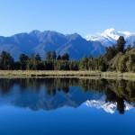 Häufigstes Postkarten Motiv Neuseelands