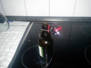Bierlampe